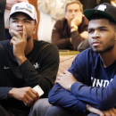 NBA teams want to know if Harrison twins can live, play without each other