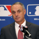 Rob Manfred doesn't want automated strike zone now or maybe ever