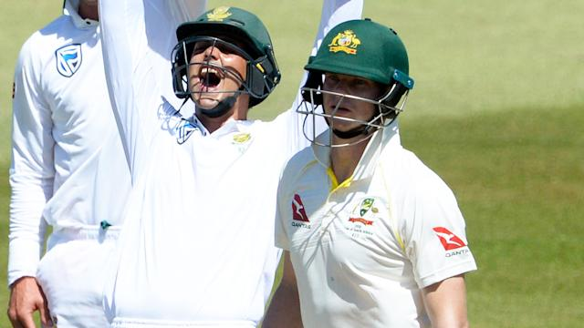 Smith is struggling. Image Getty