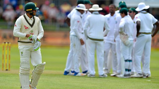 Kagiso Rabada charged for Steve Smith send-off