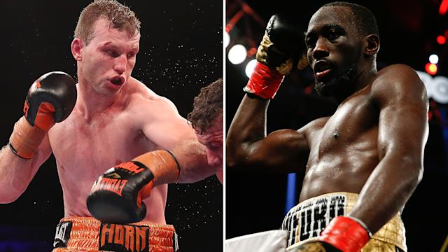 Terence Crawford suffers hand injury, title fight with Jeff Horn postponed