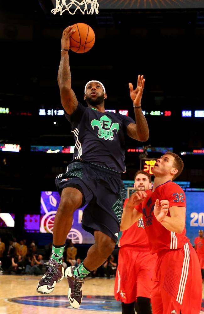 NBA All-Star Game 2014