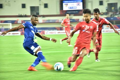 Chennaiyin FC Aizawl FC Super Cup 2018