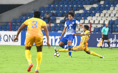 Bengaluru FC Abahani Dhaka