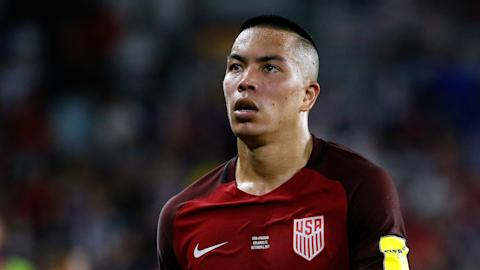 United States of America edge Paraguay on Bobby Wood penalty as Tim Weah debuts