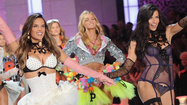 Victoria's Secret Runway 2013!