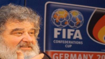 FIFA executive admitted taking bribes