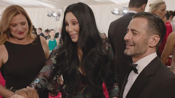 Cher And Marc Jacobs! The Perfect Couple At This Year's Met Gala