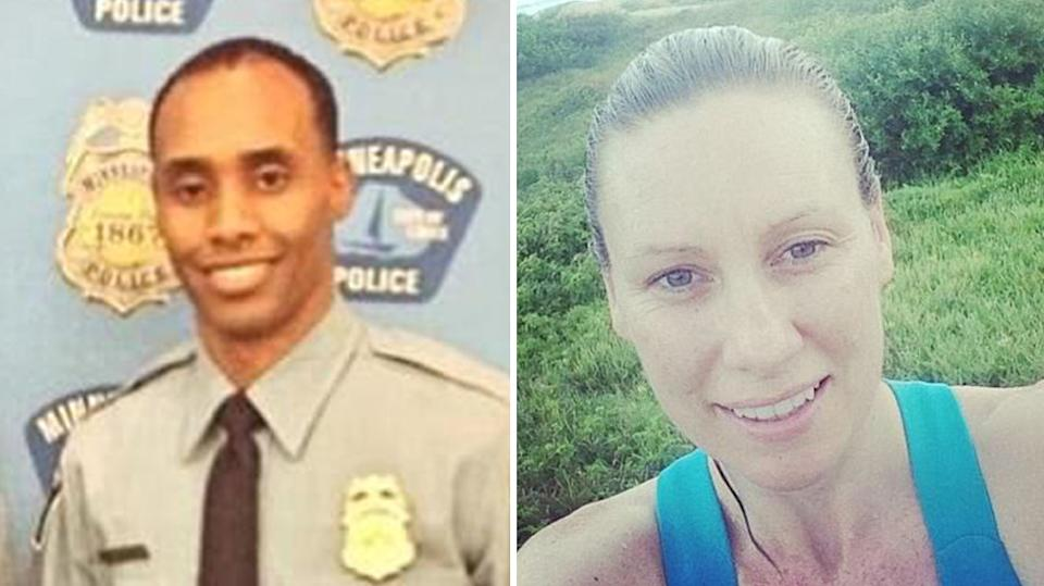 Officer Mohamed Noor shot dead the former Manly resident