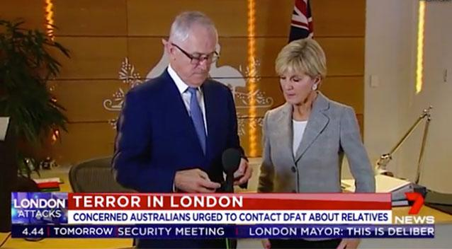 London attack: Australia confirms death of two citizens