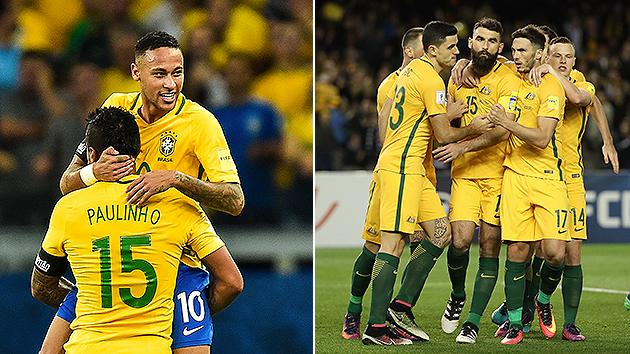 Brazil rises to No. 2 in FIFA rankings, Argentina still 1st