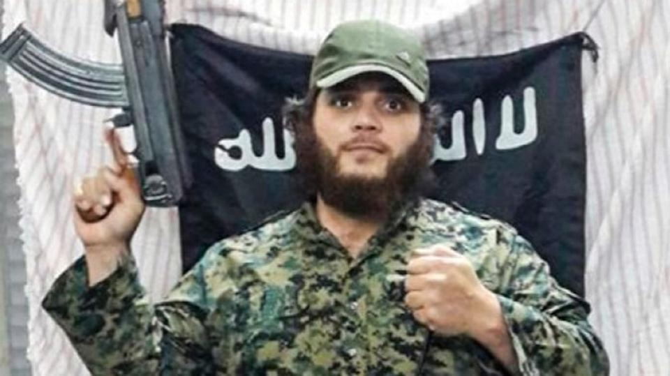 Australian terrorist Khaled Sharrouf killed in airstrike