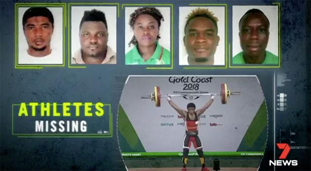 Runaway Commonwealth Games athletes to face deportation from Australia: home affairs minister