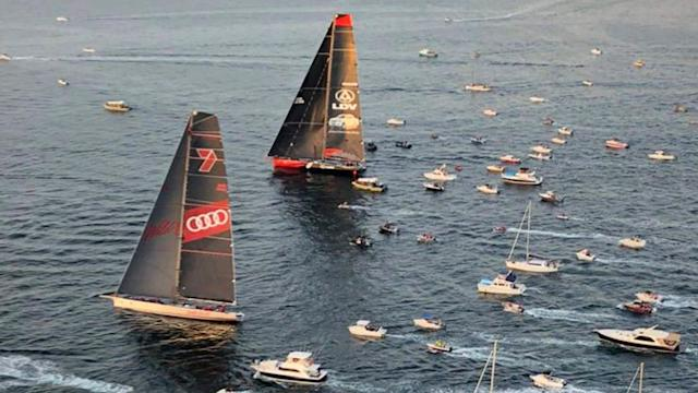 Sydney to Hobart: Comanche awarded line honours after appeal upheld