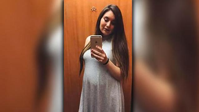 Missing pregnant woman's body found wrapped in plastic, floating in river