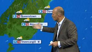 ONE News 6pm Weather Update: April 21