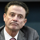 Rick Pitino's legacy: Glory tainted by disgrace
