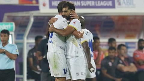 Emana converted from the spot to end Chennaiyin's three-match winning run
