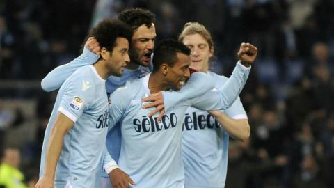 Lazio coach stunned by VAR failure to spot handball goal