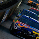 Kyle Busch completes 3-race sweep at Bristol (Yahoo Sports)