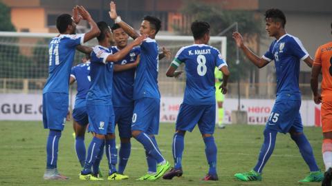 Indian Arrows Chennai City FC I-League 2017/2018