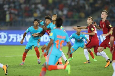 India U17 USA U17 2017 U17 World Cup