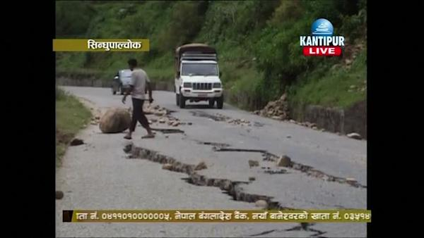 Frustrations grow after Nepal quake
