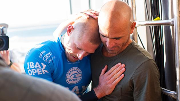 Mick Fanning mourning death of brother Peter