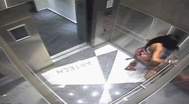 Woman is accused of kicking a puppy in an Aventura condo elevator