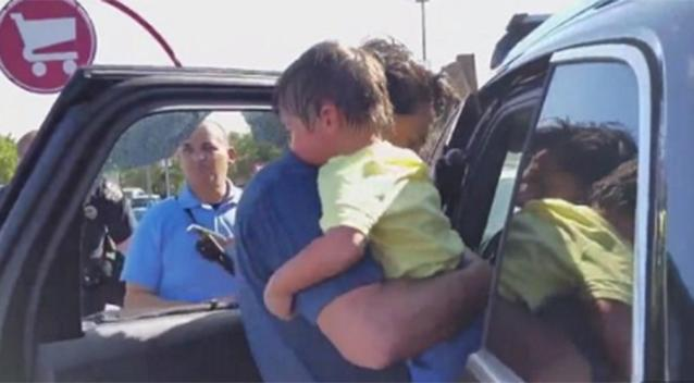 Florida toddler pulled out of hot vehicle after accidentally locking himself inside