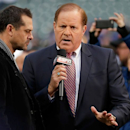 Chris Berman speaks publicly about wife's death for first time