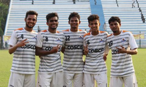 Manipur vs Maharashtra Santosh trophy 2018