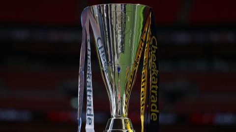 Checkatrade EFL Trophy general view