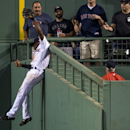 Red Sox OF robs Judge of homer in shutout (Yahoo Sports)