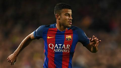 Barcelona star, Rafinha joins Inter Milan on loan