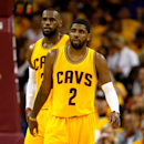 Irving's trade request has Cavs in turmoil (Yahoo Sports)