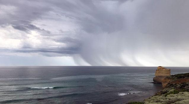 Victoria's Latest Severe Weather Warning Literally Covers The Entire State