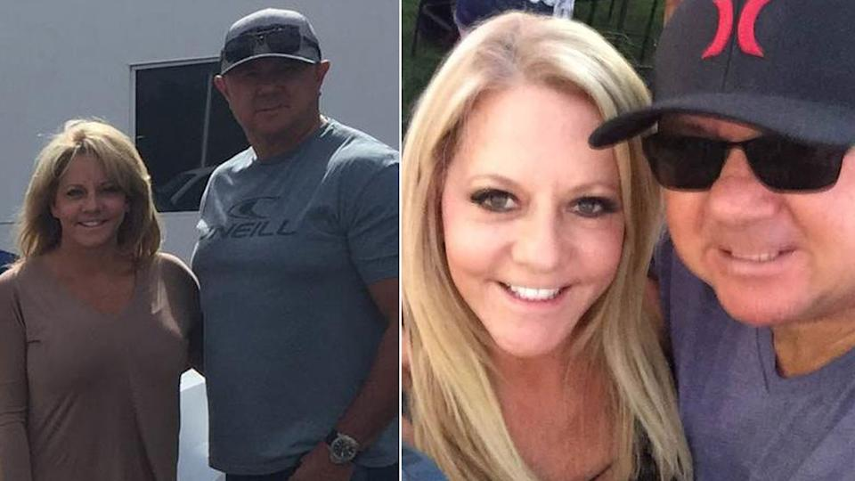 California couple who survived Las Vegas shooting die in crash