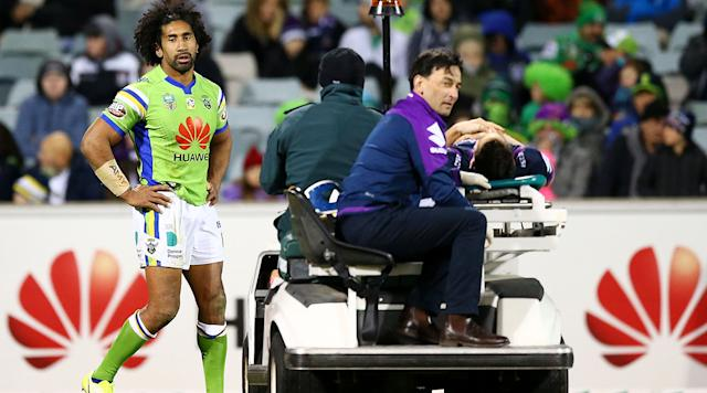 Canberra Raiders recruit top lawyer to represent Sia Soliola at NRL judiciary