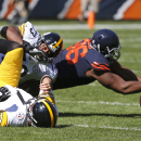 Showboating costs Bears 4 points; Steelers boneheaded play costs them 3 points