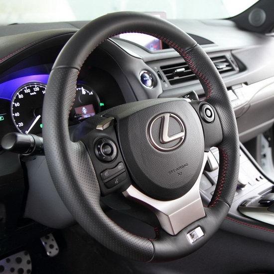 photo 11: 活潑又不失穩重的小將:Lexus CT200h F Sport