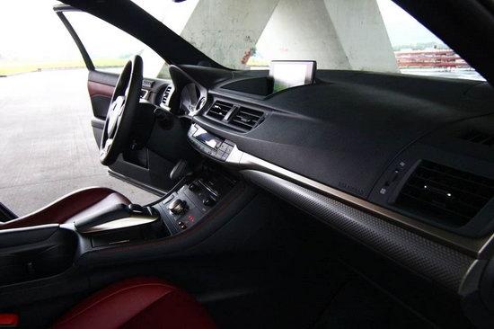 photo 19: 活潑又不失穩重的小將:Lexus CT200h F Sport
