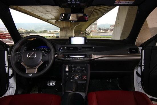 photo 10: 活潑又不失穩重的小將:Lexus CT200h F Sport