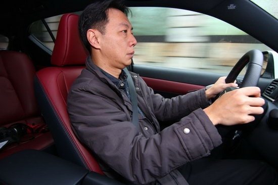 photo 9: 活潑又不失穩重的小將:Lexus CT200h F Sport