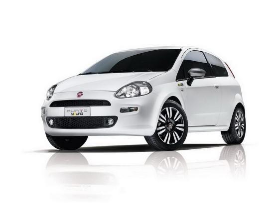 photo 1: Fiat Punto接班車款歸納入500車系,不再是胖頭
