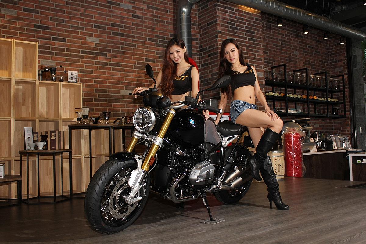 photo 1: BMW Motorrad R nineT正式發表!85.9萬身價吸引近百訂單