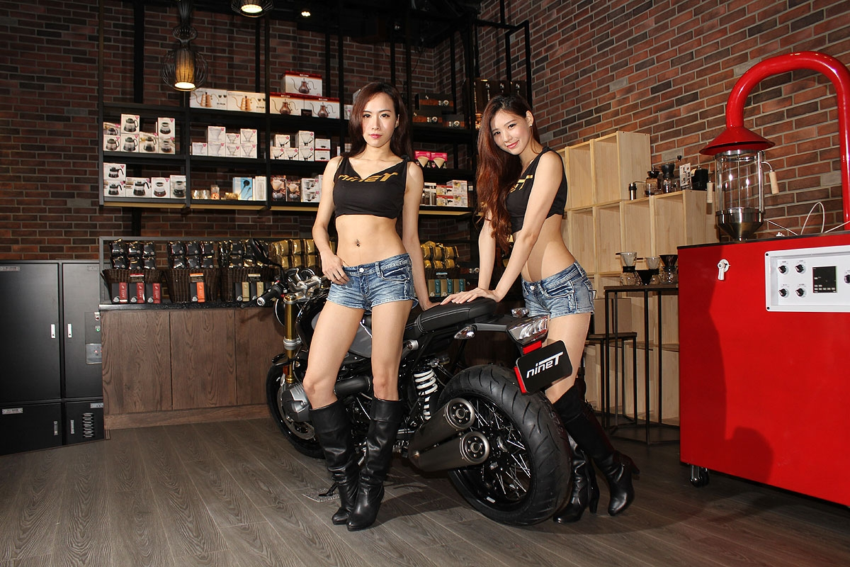 photo 3: BMW Motorrad R nineT正式發表!85.9萬身價吸引近百訂單