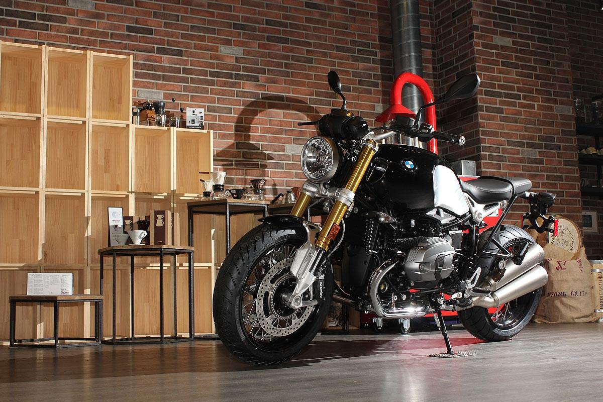 photo 4: BMW Motorrad R nineT正式發表!85.9萬身價吸引近百訂單