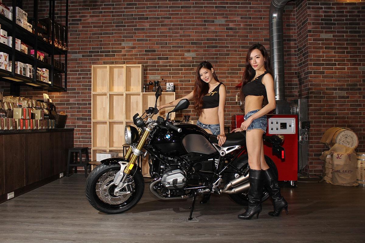 photo 2: BMW Motorrad R nineT正式發表!85.9萬身價吸引近百訂單