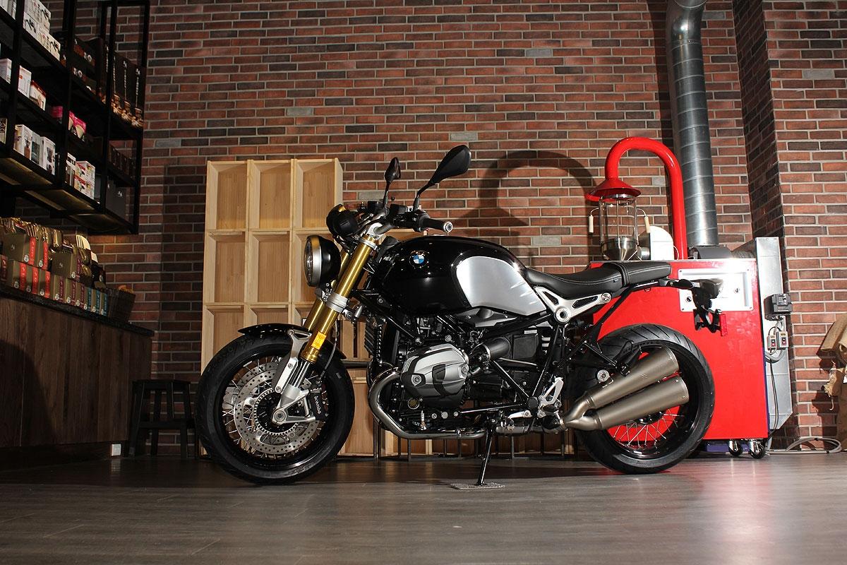 photo 5: BMW Motorrad R nineT正式發表!85.9萬身價吸引近百訂單
